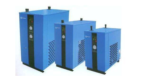 对于四川冷干机的漏氟处理