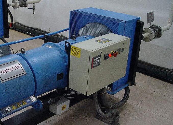 空气压缩机的原理结构及配件都有哪些?