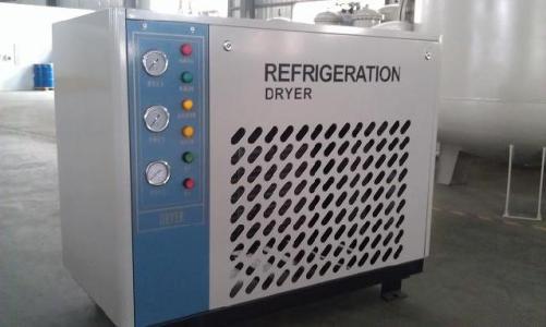 四川冷干机的四大组成部件