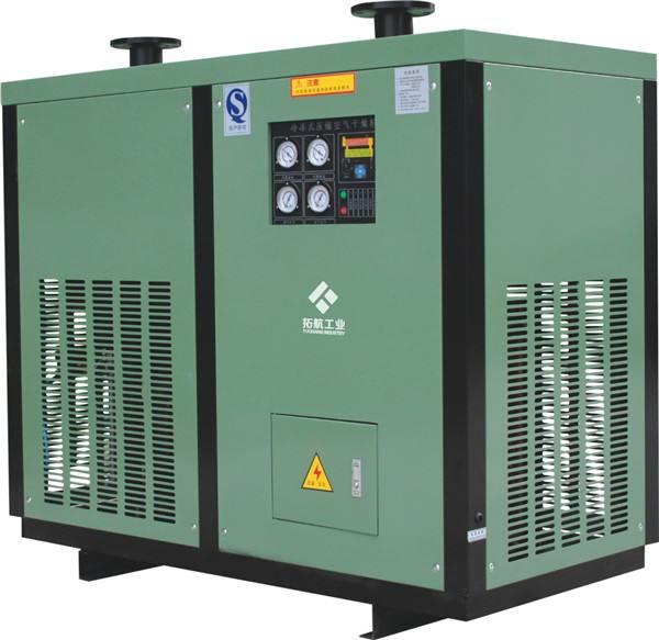 四川冷干机的开机问题是什么问题呢