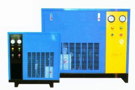 四川冷干机与吸干机有什么联系和区别?
